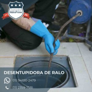 Desentupidora de Ralo no Jardim Guarani