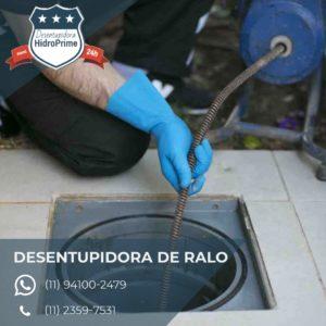 Desentupidora de Ralo no Jardim São Paulo